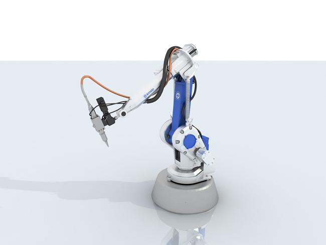 3D易胜博首页切割机器人